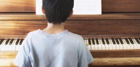 piano lessons science